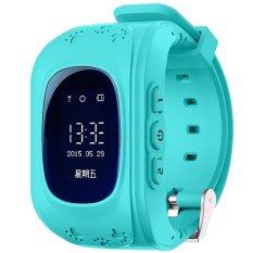 Đồng hồ định vị trẻ em GPS Smartwatch ( Xanh)