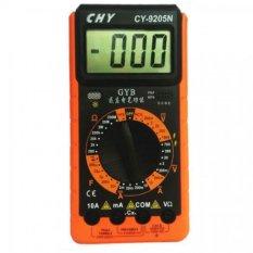 Đồng hồ đo vạn năng CY-9205N HS (Đen Cam)