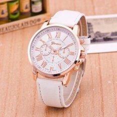 Đồng hồ nữ dây da tổng hợp Geneva GE003-2