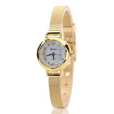 Đồng hồ nữ dây hợp kim GENEVA ER040_GD8307 (Vàng)