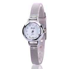 Đồng hồ nữ dây hợp kim GENEVA ER040_SV8307 (Bạc)