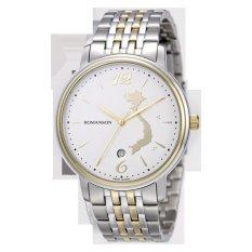 Đồng hồ thép không gỉ Romanson Special Edition 2015 TM4259SM