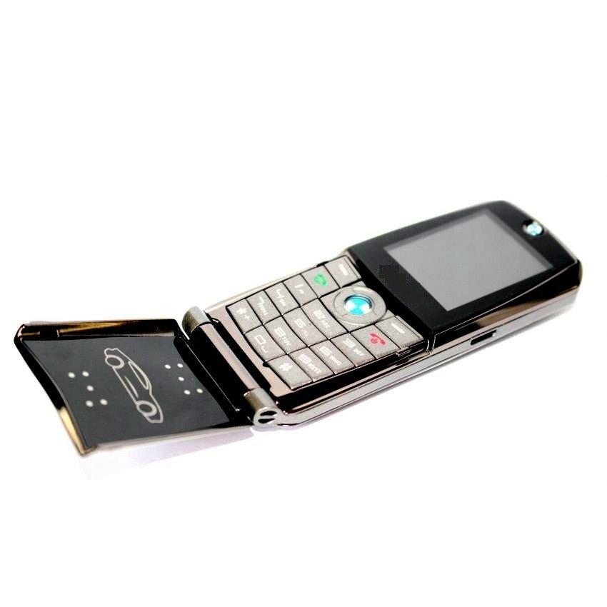 ĐTDĐ Mobile 760 2 SIM (Xám phối đen)