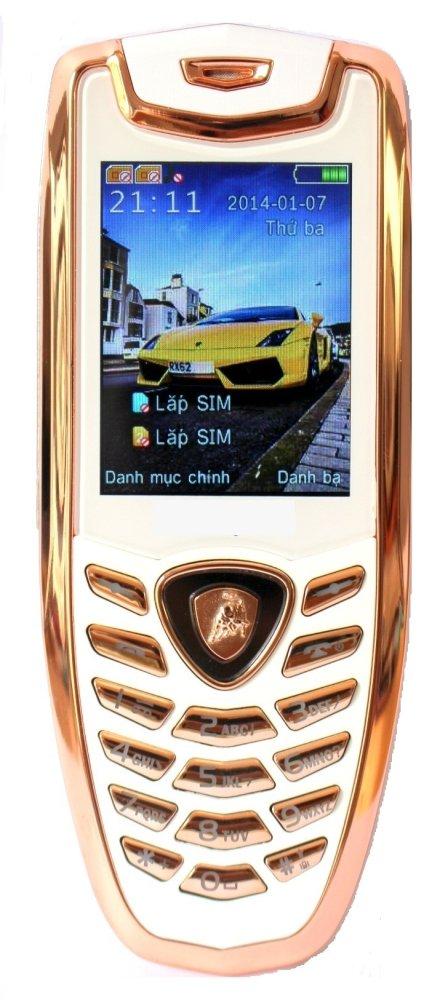 ĐTDĐ Mobile L800 (Trắng sữa)