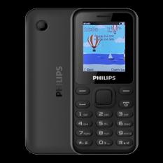 ĐTDĐ Philips E105 (Đen) – Hãng phân phối chính thức