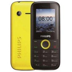 ĐTDĐ Philips E130 2 sim (Vàng)
