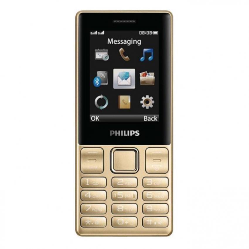 Bảng Báo Giá ĐTDĐ Philips E170 (Vàng)