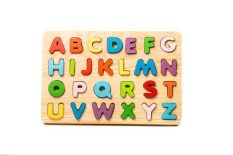 Bảng gỗ ghép hình chữ số nổi 3D gỗ đẹp -Nhiều mẫu Chôm kids