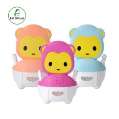 Bô tập ngồi ,ghế đi vệ sinh hình thành thói quen cho bé hình thú cao cấp dễ dàng rửa, vệ sinh phù hợp với lứa tuổi 1 – 5 tuổi, Bô đi vệ sinh cho bé