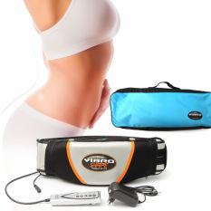 Đai Massage Nóng Và Rung Vibro Shape tan mỡ bụng