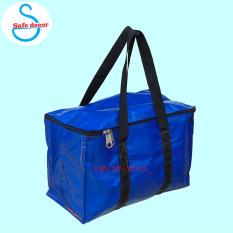 Túi bạt đựng đồ cao cấp xanh cam SAFE – XC402025