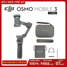 [ COMBO ] Gimbal chống rung DJI Osmo Mobile 3 – Tay cầm chống rung cho điện thoại – BẢO HÀNH 12 THÁNG
