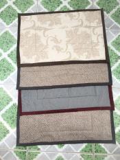 Set 4 tấm thảm bố chùi chân (40×60)