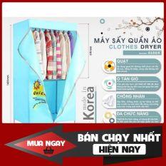 [ Giảm Giá Sốc] Tủ Sấy Quần Áo, Tủ Sấy Quần Áo Clothes Dryer Công Nghệ Hàn Quốc Tia UV, Tủ Sấy Tiện Dụng Chắc Chắn