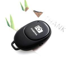 Remote Bluetooth Điều khiển Chụp hình từ xa cho Điện thoại (Đen New)