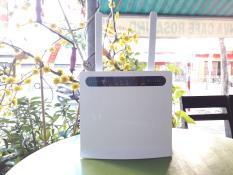 Bộ Phát Wifi Huawei B593 tốc độ cao 100Mps, Hỗ trợ 32 user cho ô tô, xe khách – Tặng 2 anten