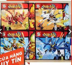 Lego Ninja go Cuỡi rồng