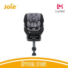 Ghế ngồi ô tô trẻ em Joie i-Anchor Advance Two Tone Black kèm chân đế i-Base Advance