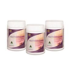 Combo 3 hộp Viên uống giảm cân Alltimes Care Platinum Weightloss 3300mg