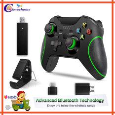 Tay Cầm điều khiển Chơi Game Không Dây 2.4ghz Cho Xbox One phù hợp cho Xbox One, PC Win7, Win8, Win10, Android Phone, PS3