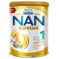 Sữa bột Nestle NAN SUPREME Số 1 800g