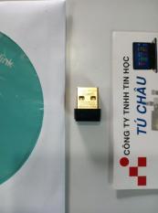 Thiết bị thu Wifi TP-Link: TL-WN725N – 150Mbps Wireless Nano USB Adapter