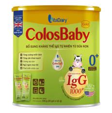 Sữa Non ColosBaby Gold Số 0+ 800g – IgG 1000+ (COLOS BABY – COLOSBABY – Colos baby)