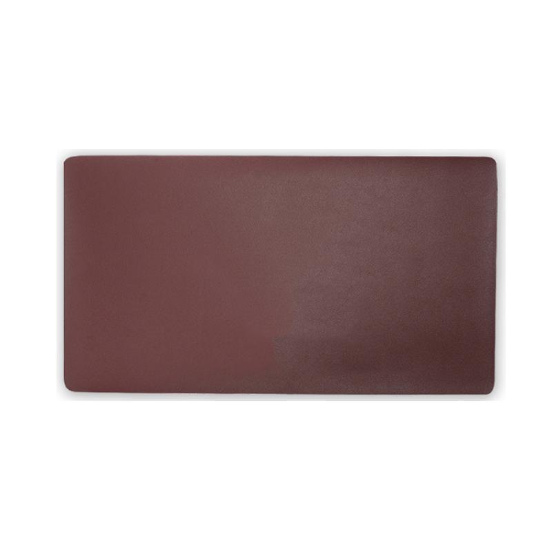 Tấm lót bàn làm việc bằng da chống nước nhiều màu cao cấp (80 x 40 cm)