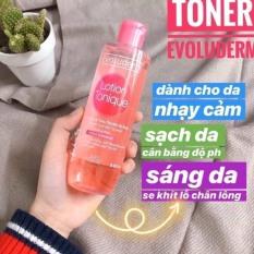 [siêu sale] Nước hoa hồng Evoluderm giúp ngăn ngừa mụn dành cho da hỗn hợp và da dầu mụn 250ml – Laha Shop