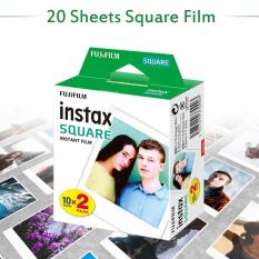 Hộp 20 Film Fujifilm Instax SQUARE Cho SQ6, SQ10, SP-3