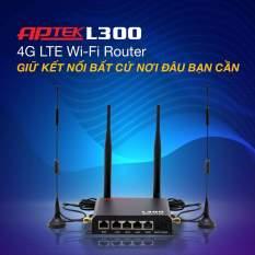 Bộ phát sóng 4G APTEK L300
