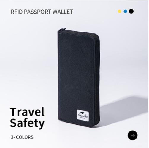 Ví đựng Passport NatureHike NH19BB087 RFID Blocking 2020