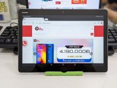 Máy Tính Bảng Huawei MediaPad M3 Lite 10 inch 64GB Quốc Tế || Sử dụng công nghê loa Harman Kardon đỉnh đạc | Màn hình to đẹp – Pin sử dung khoảng 10 tiếng