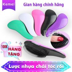 [HÀNG TẶNG KÈM KHI MUA SẢN PHẨM – KHÔNG BÁN] Lược nhựa chải tóc gỡ rối tiện lợi chuyên dùng chải tóc hỗ trợ gỡ rối nhỏ gọn tiện lợi bỏ túi mang đi bất cứ đâu ( Tặng màu ngẫu nhiên )