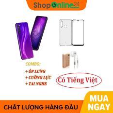 Điện thoại Xiaomi Redmi Note 8 Ram 4GB 64GB tiếng Việt + Ốp lưng + Cường lực + Tai nghe – Shop Online 24 – Hàng Nhập Khẩu