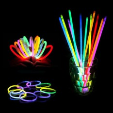 Đồ chơi Lễ hội – Combo 5 que phát sáng đủ màu rực rỡ vừa làm vòng tay vừa làm đồ chơi