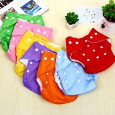 Tã vải mềm mại tái sử dụng điều chỉnh được tiện lợi dành cho trẻ sơ sinh