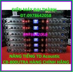 [FREE SHIP]NÂNG TIẾNG TD Acoustic CB-800 UTRA hàng chính hãng[tặng dây canon] nâng tiếng