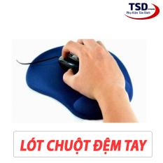 Miếng Lót Chuột Tay Đệm Logitech Cao Cấp