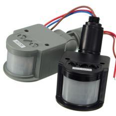 Cảm biến hồng ngoại ngoài trời chống trộm đa năng, đuôi đèn cảm biến chuyển động , đèn cảm biến tự động bật tắt giá rẻ