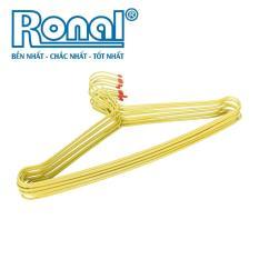 Bộ 10 móc phơi đồ Ronal nhựa bọc thép siêu bền cứng cáp – 40cm x 20cm