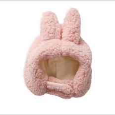 (104) Mũ len tai cừu cài cúc mẫu cực đẹp cực ấm cho bé trai bé gái siêu kute