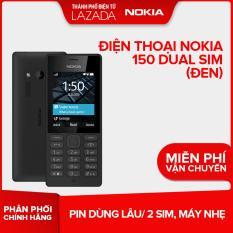 Điện thoại Nokia 150 Dual sim – Màu Đen