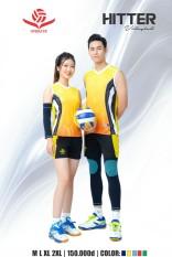 Bộ quần áo bóng chuyền Nam/nữ Hitter new