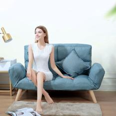Ghế sofa kiêm giường nằm – Sofa lười -Sofa đơn gấp gọn đa chức năng trang trí phòng khách