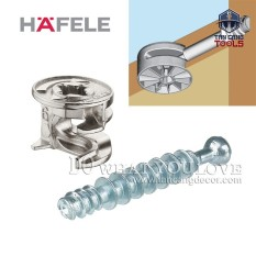 }50 Bộ Chốt Ốc Cam Hafele 15-45 mm