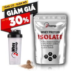 COMBO 5 Túi Sữa Tăng Cơ – Giảm Mỡ – Whey Protein Isolate NZMP