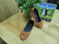 Giày búp bê nữ BB003 nhẹ, mềm êm chân