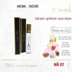 Tinh dầu nước hoa Pháp Aroma, dạng lăn mini 12ml cho các bạn giới trẻ, Mùi Hương Bưởi Cam – Vietnamxuatkhau1989 –