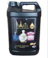 Can Nước giặt Paris 5000ml- Hương Đam Mê- Màu Đen